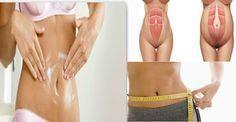 4 cremas caseras para reducir medidas en abdomen y cintura dejandola actuar durante en 30 minutos. - TuSalud.Info Gel Frio, Food And Drink, Lany, Hair Beauty, Workout, Tips, Health, Fitness, Bikinis