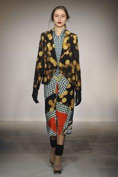 Basso & Brooke at London Fashion Week Fall 2012 - StyleBistro