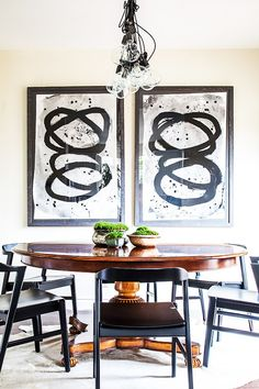 The Grown-Up Guide to Styling Your Dining Room via @MyDomaine