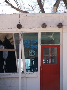 Adrian Texas Route 66 Route66 2008 P3105225 by mrchriscornwell, via Flickr