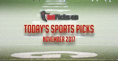 November 23, 2017 1 CFB pick for 2017-11-23. Today's CFB picks are as follows: Mississippi@ Miss St - 2 star CFB Pick. | Sports Picks | NFL Picks, MLB Picks, NBA Picks, Free Picks