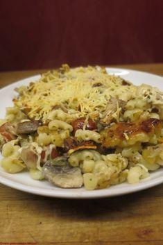 Quiches, Risotto, Ethnic Recipes, Food, Al Dente, Cooking Food, Pie, Mushroom Pasta, Essen