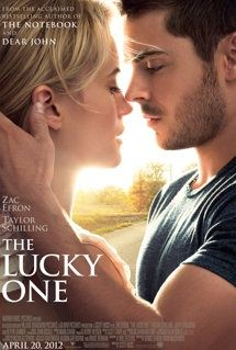 The Lucky One. I think I'd like to try reading this and then go to the movie when it comes out this month. We'll see if I get the time to read ever!