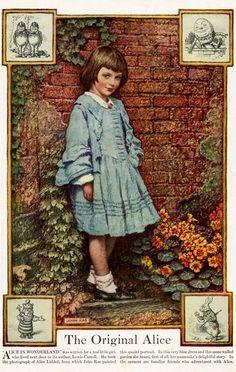 Story Book Sundays - Alice - Illustrated by John Rae