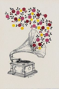 How wonderful music can be! you can imagine being in a beautiful flowered field, while only listening to one glorious tube!