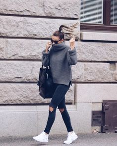NEW STUNNING INSPIRATION - Follow the stylish @STYLESTUDIO fo more inspo Picture skopljak #howtochic #ootd #outfit