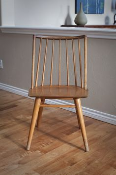 Russel Wright For Conant Ball Mid Century Modern Chair. This Is The Chair I  Am