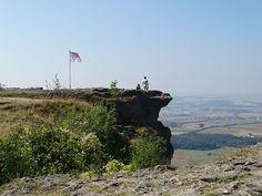 Montagne Échelle, Maintal, Rock
