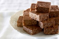 Mars Bar Slice. A delightful food gift, this slice of heaven is a timeless favourite and crowd-pleasing treat in its simplicity.