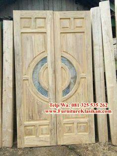 Wooden Door Design, Main Door Design, Glass Wardrobe Doors, Door Design Interior, Front Gates, Home Design Plans, Diy Home Crafts, Birthday Photos, Double Doors
