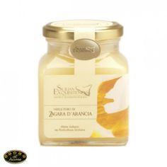 #Honey of zagara of orange from Sicily - Sicilian Exquisiteness 400 gr