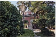 Villa Reimann with its beautiful garden in Syracuse, Sicily | From Monday to Friday, 9:30 - 13:30 Free entrance - Guided tour by appointment
