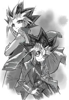 This is a blog dedicated to puzzleshipping and other Yu-Gi-Oh! DM ships