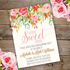 Backyard Bbq Housewarming Party Invitations By Diypartyinvitation