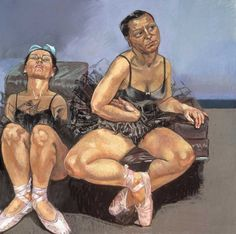 paula rego paintings | Paula Rego Dancing Ostriches (triptych) - Pictify - your social art ...