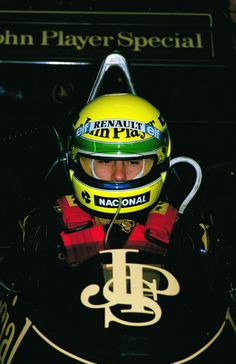 Ayrton Senna 1985