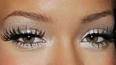 Love the eyeshadow! Not as crazy about the lashes...
