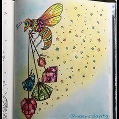 Pintando el libro de Hanna Karlzon. #hannakarlzon #sommarnatt #målarbok #målarbokförvuxna #hannakarlzonsommarnatt #dagdrommar #dagdrömmar #colorindolivrostop #colortherapyclub #boracolorirtop #artecomoterapia #artherapy #colorpencil #creativelycoloring #colorindolivros #desenhoscolorir #coloring_secrets #colorindolivrostops #colorindolivrostop #bayan_boyan #colorirlove #beautifulcoloring #esrarengizbahce #kleurenvoorvolwassenen #colouringbook