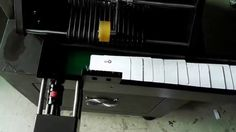 http://youtu.be/scyeCUbCofw  -  Automatic Card Stamping Machines, hot foil PV stamping machine for all kinds of PVC cards: VIP cards, business cards, lottery ticket,available for copperplate or zinc plate,easy to replace the plate,overlay accuracy,high speed stamping