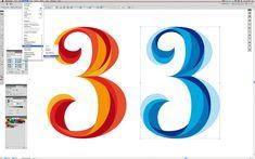 Photoshop tutorial: Master Illustrator's Blend tool