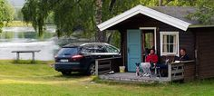 Camping in Møre and Romsdal, Norway - Photo: Terje Borud/Innovation Norway