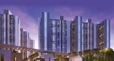 Lodha Amara is developed by Lodha Group in Mumbai. Apartments in this project are well and good structured manner.