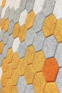 Paneles acústicos madera y cemento