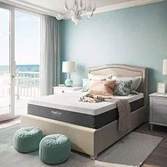 Classic Brands Cool Gel and Ventilated Memory Foam Mattress, CertiPUR-US Certified, Queen >>> Check out the image by visiting the link. (This is an affiliate link)