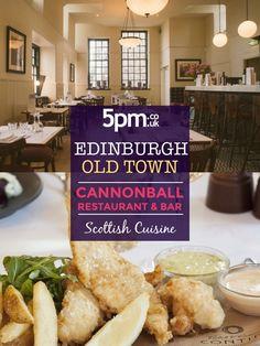 Book Restaurants, Hotels, Spa & Salon Offers - Get Daily Deals Book Restaurant, Fish And Chips, Floor Decor, Edinburgh, Floors, Castle, Dining Room, Beer, Bright