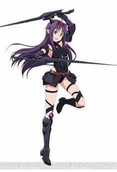 AW x SAO - Accel world Yuuki