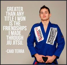 Friendships are greater than the titles BJJ