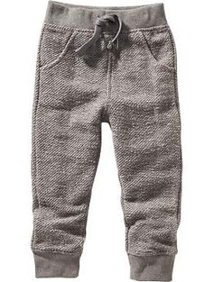 Textured Joggers for Baby | Old Navy