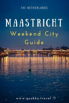 There is just one city in the Netherlands I viti each year: Maastricht! Why? Food, beer & history. As the girlfriend of a local, I share all you need to know about a weekend in Maastricht: Why visit Maastricht, Neighbourhoods, Things to do in the city, Nice things to do just outside Maastricht, the best restaurants and cafes, my favourite hotel and how to get there. Happy travels ♡