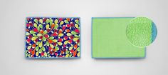 Jonodesign - Eyo Euphoria by Alesia Filipava - 15 x 20 cm microfiber tablet cloth - Limited Edition