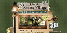 Historic Roscoe Village  www.roscoevillage.com