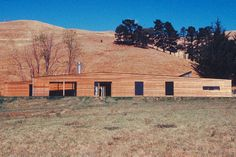 Dry Hills House - Architecture Workshop