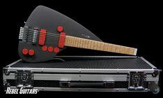 Preowned Teuffel Guitar Tesla Classic 7-String | Rebel Guitars