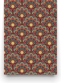 Fleur je interieur en tuin op met de kleurrijke Orient tuinposter van Made on Friday. Bohemian Rug, Modern Design, Rugs, Home Decor, Farmhouse Rugs, Decoration Home, Room Decor, Contemporary Design, Carpets