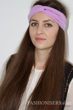 How to Style Hair with a Scarf  #hairstyles #turban
