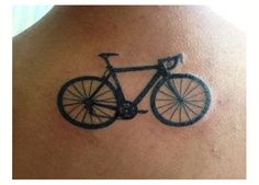 We asked our readers to share their bike tattoos and a sentence or two about what inspired them to get an homage to cycling permanently rendered in ink. Here are some of our favorite submissions