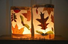 Leaf Crafts that will delight the whole family! Simple and effective craft projects that use fall leaves. Enjoy these gorgeous Leaf Crafts. Autumn Leaves Craft, Autumn Crafts, Fall Crafts For Kids, Autumn Art, Nature Crafts, Kids Crafts, Arts And Crafts, Art Crafts, Thanksgiving Crafts