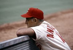 Sparky Anderson - the greatest manager ever to lead the Cincinnati Reds