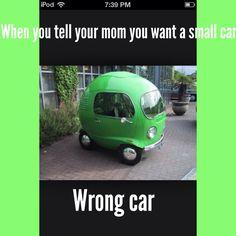 I still need a car