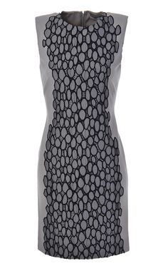 DVF printed panel dress - available at Stanwells.com