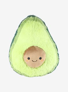 This avocado plush KICKS HASS! // Avocado 15 Inch Plush
