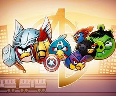 Angry Marvel