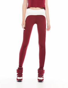 Bershka sports leggings