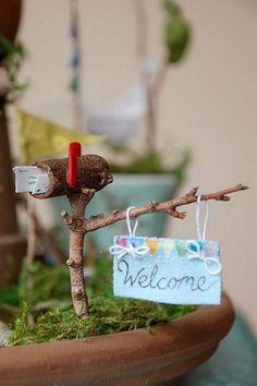 Magical Beautiful Fairy Garden Ideas 287