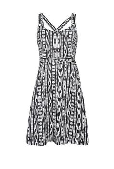 Ikat Sun Dress Ikat, Sun, Summer Dresses, Fashion, Moda, Summer Sundresses, Fashion Styles, Fashion Illustrations, Fashion Models