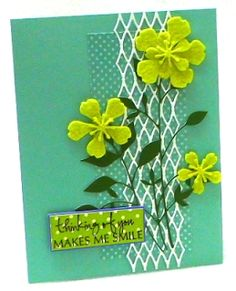 Memory Box FRESH FOLIAGE Craft DIE 98502 Preview Image